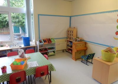 Early Years area